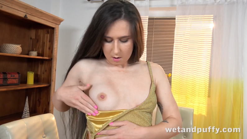 WetAndPuffy Lara Fox Dildo Play For The Win